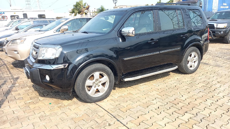 Honda Pilot 2013 Black   Cars for sale in Ajah, Lagos State, Nigeria