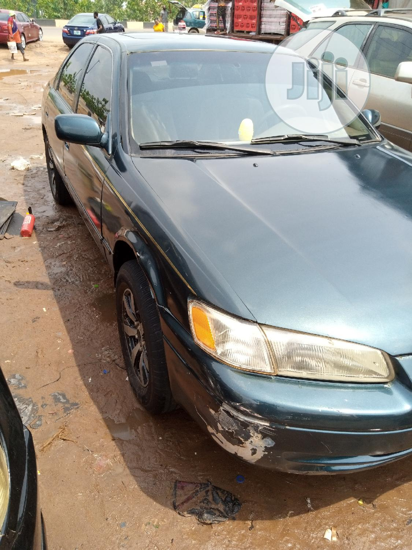 Toyota Camry 2000 Green | Cars for sale in Benin City, Edo State, Nigeria