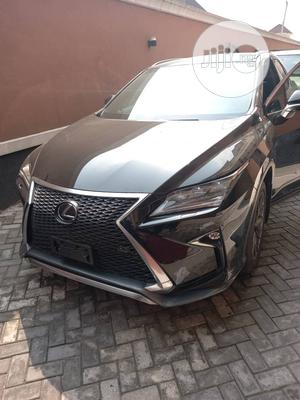 Lexus RX 2018 350 FWD Black | Cars for sale in Lagos State, Ikeja