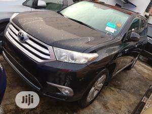 Toyota Highlander 2012 Limited Black | Cars for sale in Lagos State, Ifako-Ijaiye