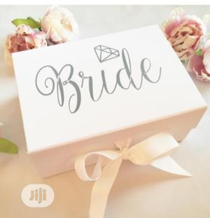 Luxury Invitation Box for Wedding, Party, Occasions   Wedding Wear & Accessories for sale in Lagos State, Magodo