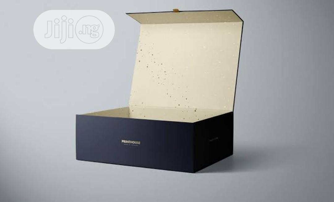 Luxury Magnetic Box for Clothing, Fashion Designers | Clothing Accessories for sale in Lagos Island (Eko), Lagos State, Nigeria