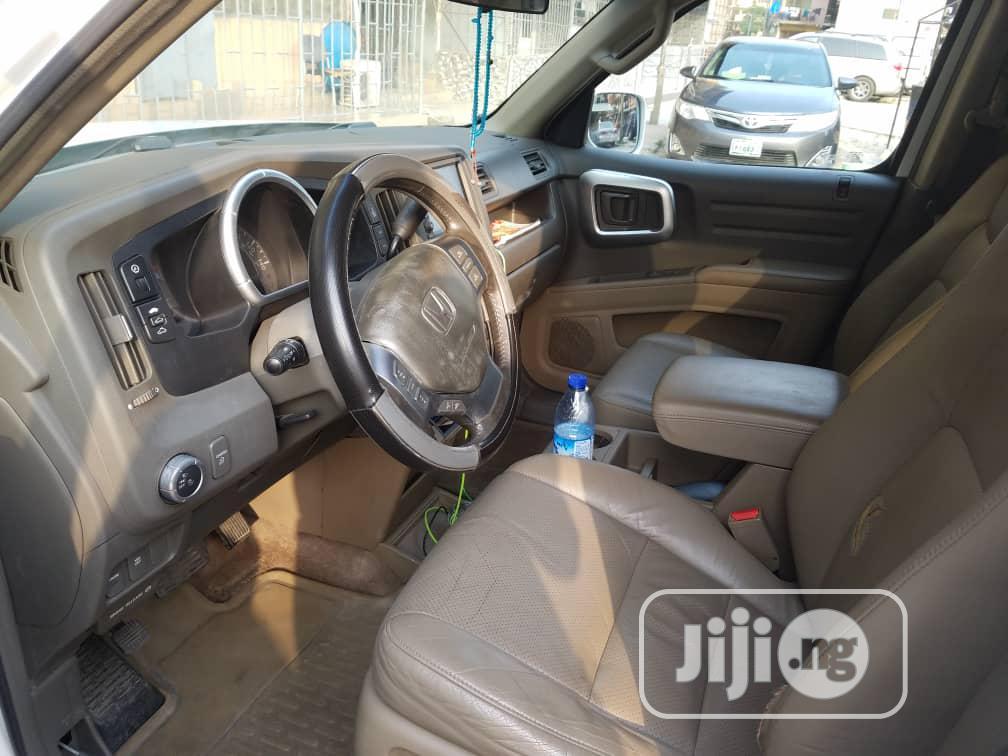 Honda Ridgeline 2008 White | Cars for sale in Ikoyi, Lagos State, Nigeria