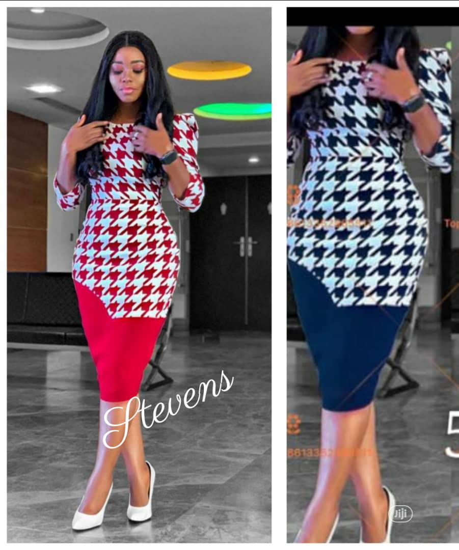 Quality Trendy Gown for Sophisticated Ladies