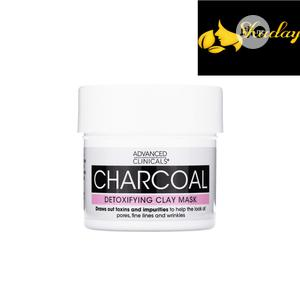 Advanced Clinicals Charcoal Detoxifying Clay Mask   Skin Care for sale in Lagos State, Alimosho