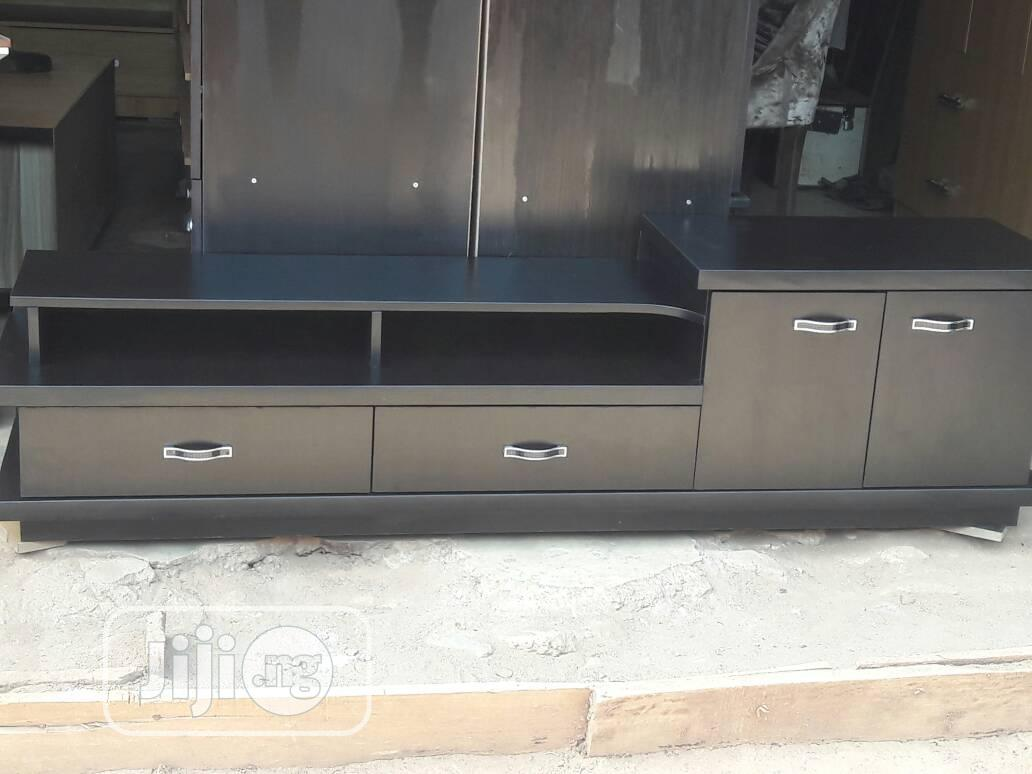 Archive: New Tv Stand 5by4 Very Solid With Two Drawers