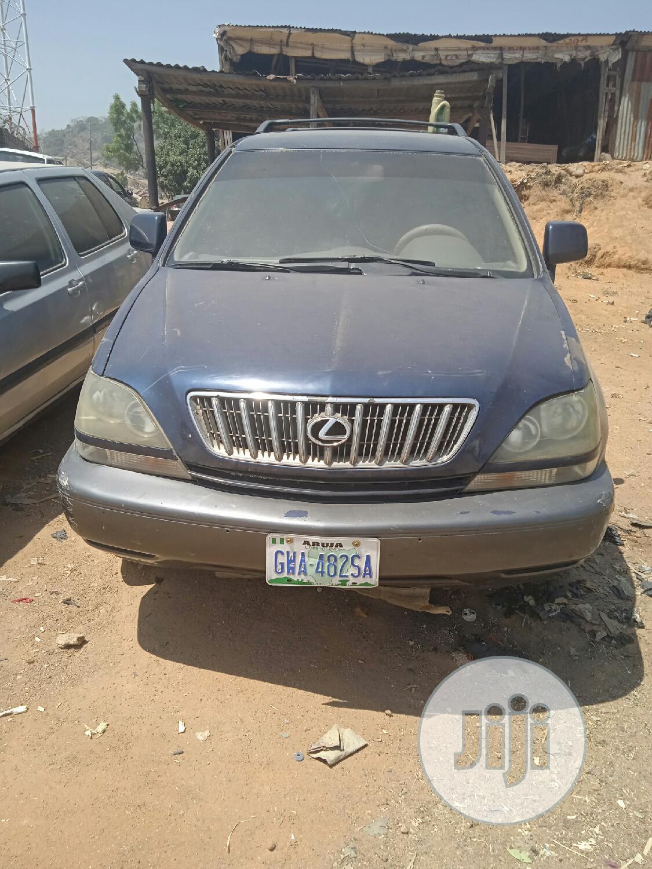 Lexus RX 2002 Blue | Cars for sale in Dei-Dei, Abuja (FCT) State, Nigeria