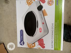 Electric Cooker Hot Plate-Single Burner | Kitchen Appliances for sale in Lagos State, Lagos Island (Eko)