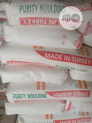 POP Cement PURITY - Extra White Gypsum Powder Made in Turkey | Building Materials for sale in Lagos State, Yaba