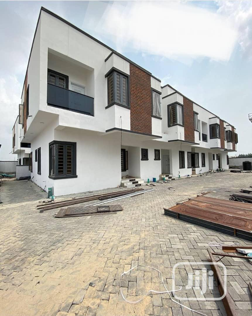 Brand New Terrace Duplex for Sale at Ajah