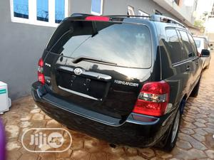 Toyota Highlander 2006 Limited V6 4x4 Black | Cars for sale in Oyo State, Oluyole