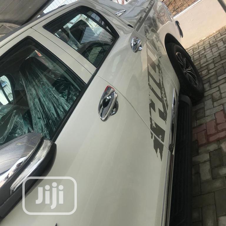 Toyota Revolution Hilux 2015/2016,White. | Trucks & Trailers for sale in Lekki, Lagos State, Nigeria