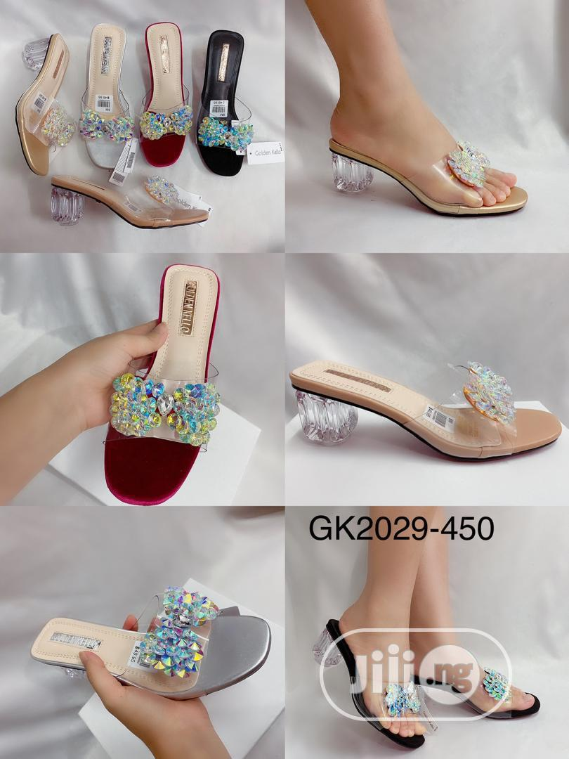 Fashion Female Shoe