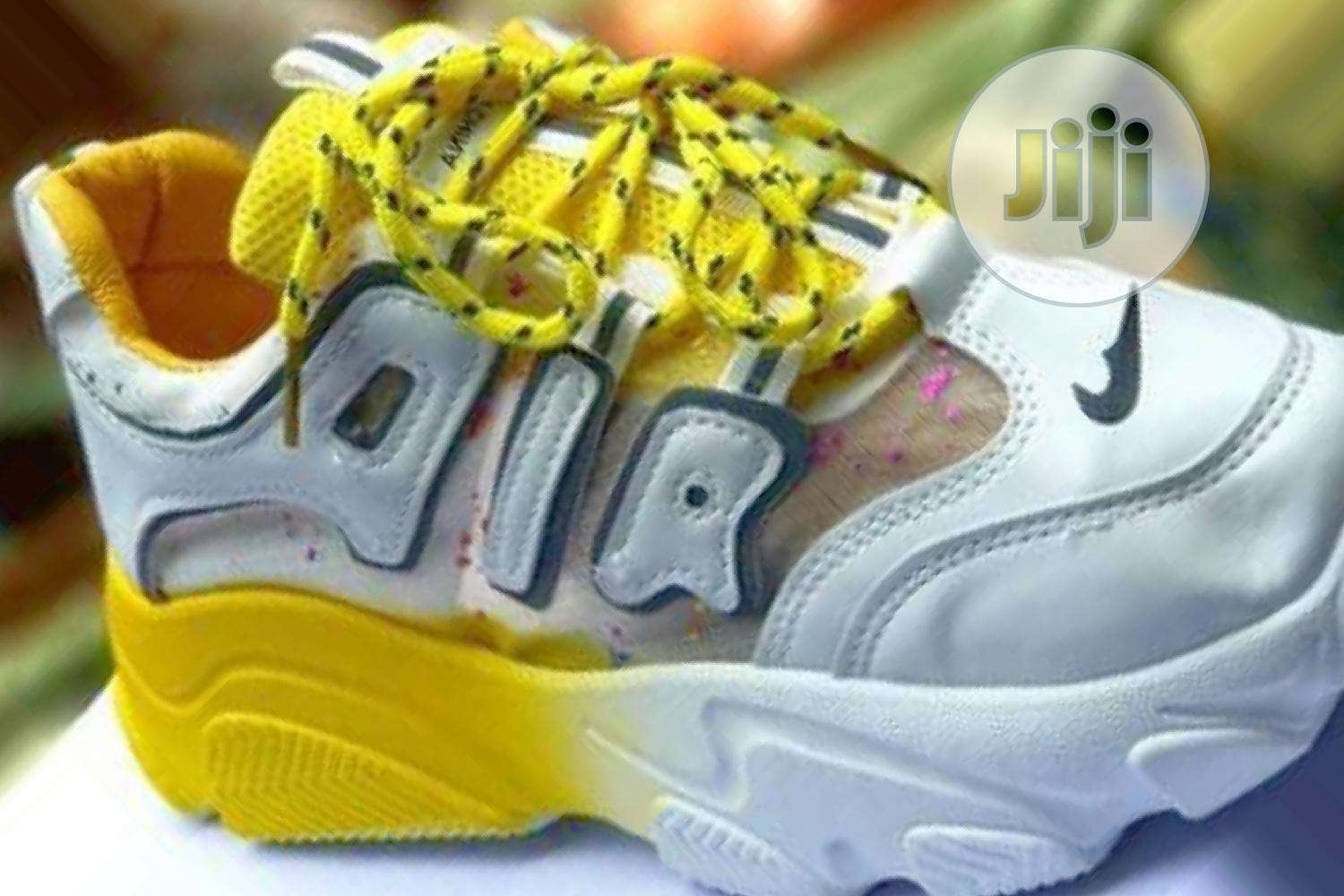 Quality Ladies Fashion Sneakers Shoe | Shoes for sale in Ikeja, Lagos State, Nigeria