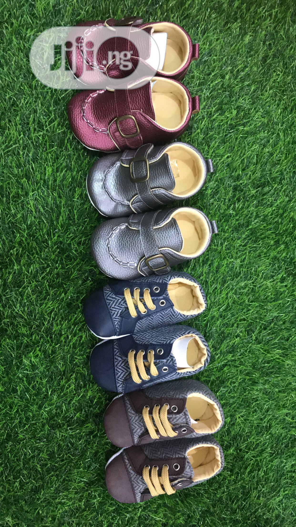 Archive: Papulin Baby Shoe