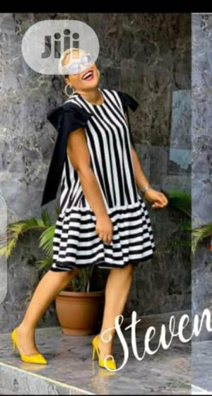 Quality and Unique Red and Black Dress   Clothing for sale in Delta State, Ethiope West