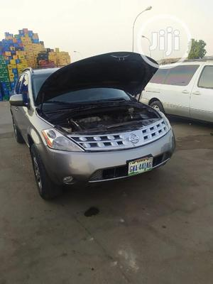 Nissan Murano 2005 SL Gray   Cars for sale in Abuja (FCT) State, Wuse 2