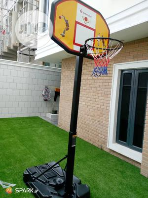 Basketball Stand With Come Accessories   Sports Equipment for sale in Lagos State, Lekki