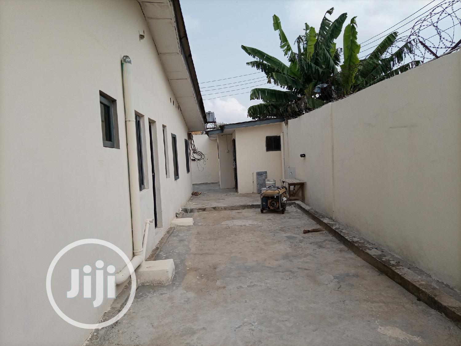 Archive: 3 Brd Bungalow With Bq on Plot at Gowon Est Egbeda