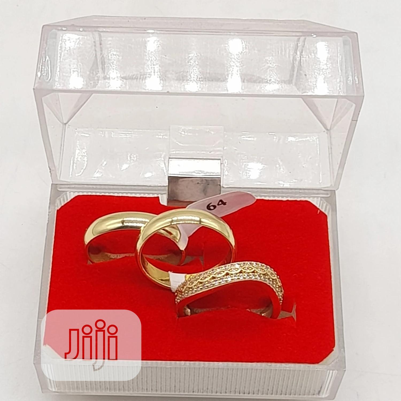 Unique Romanian Gold Wedding Rings 3