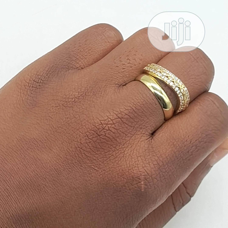 Unique Romanian Gold Wedding Rings 3   Wedding Wear & Accessories for sale in Enugu / Enugu, Enugu State, Nigeria