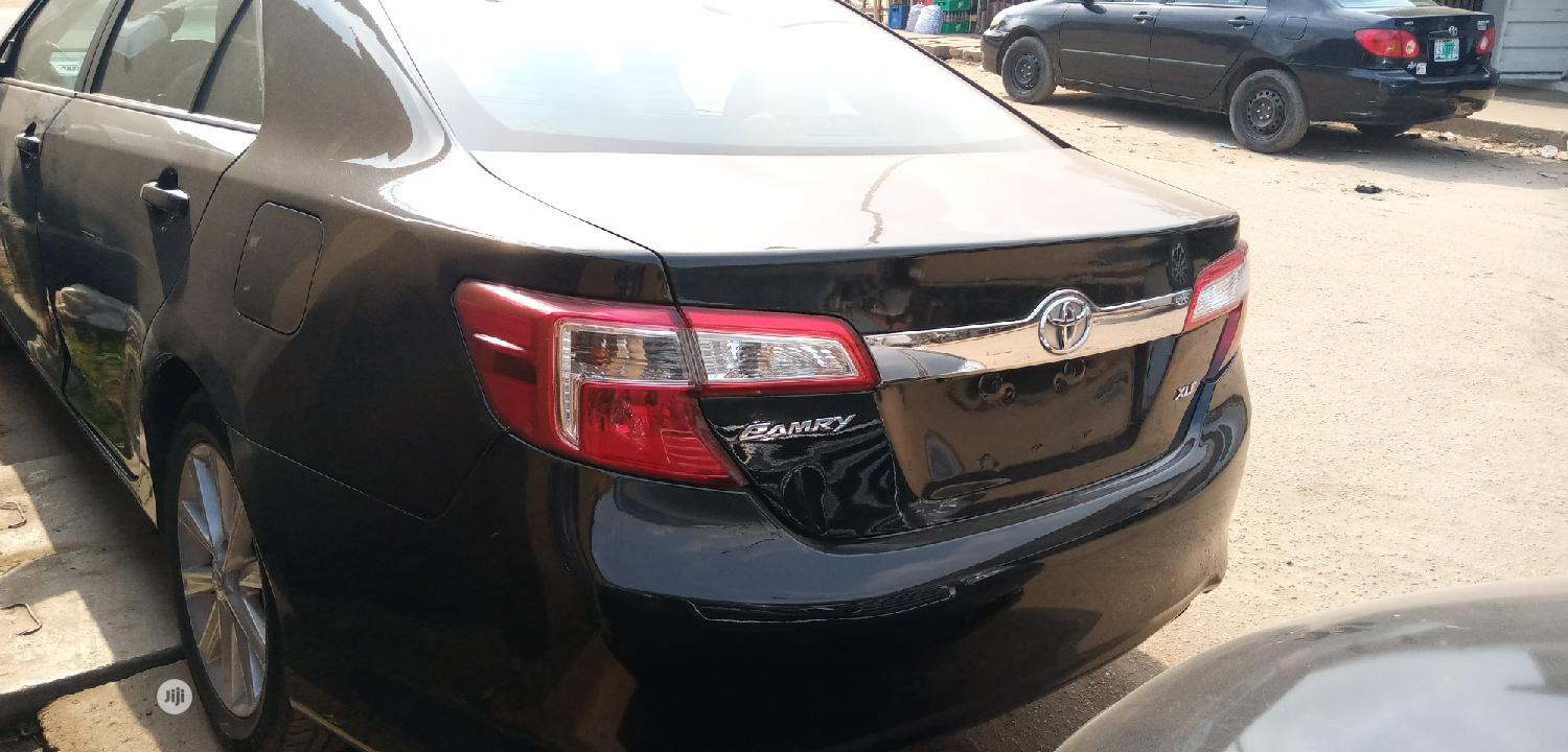 Toyota Camry 2013 Black | Cars for sale in Alimosho, Lagos State, Nigeria