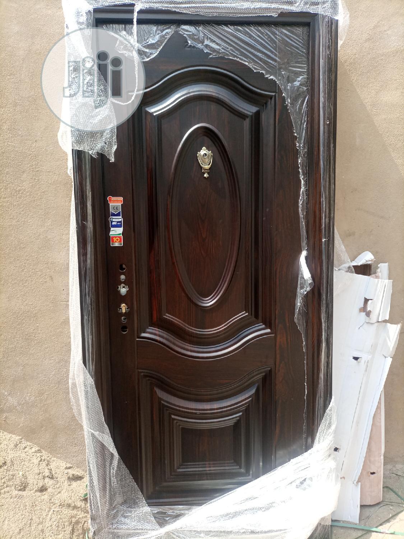 3ft German Standard Door With Sound Proof
