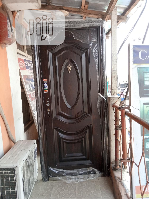 3ft German Standard Door With Sound Proof   Doors for sale in Orile, Lagos State, Nigeria