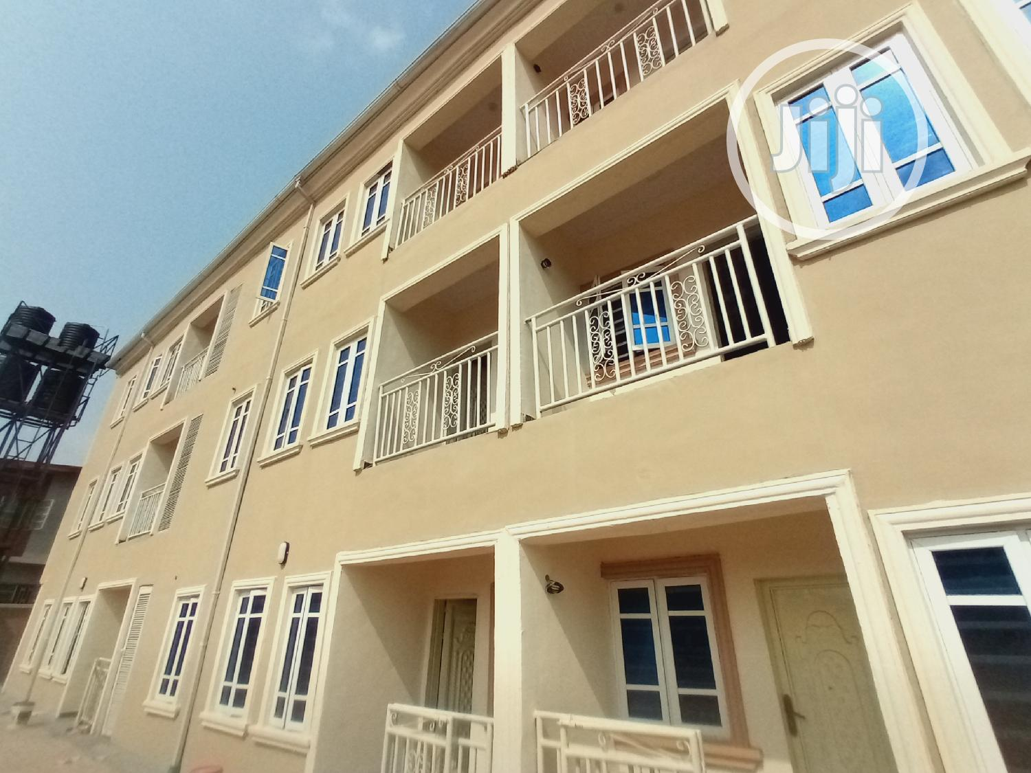 Newly Built 2 Bedroom Flat To Let At Egbeda