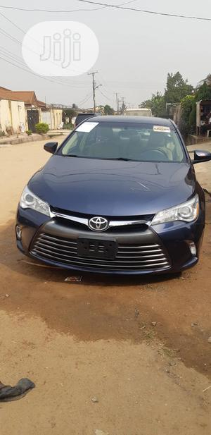 Toyota Camry 2017 Blue | Cars for sale in Lagos State, Alimosho