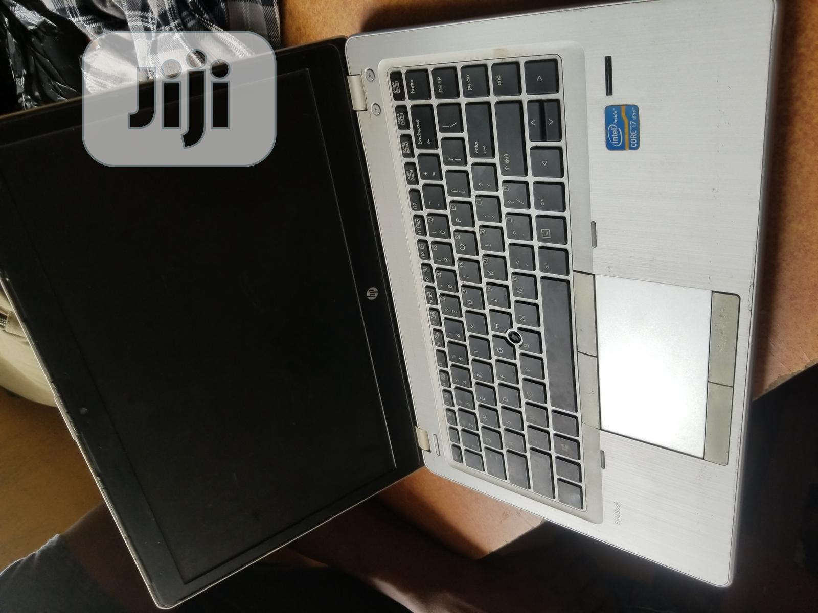 Archive: Laptop HP EliteBook Folio 9470M 8GB Intel Core I7 HDD 500GB
