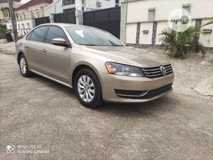 Volkswagen Passat 2015 Gold | Cars for sale in Lagos State, Ogba
