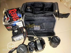 Canon EOS 600d/Rebel T31 Digital SLR | Photo & Video Cameras for sale in Lagos State, Abule Egba