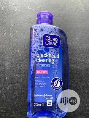 Clean and Clear Black Head Clearing Cleanser | Skin Care for sale in Lagos State, Surulere