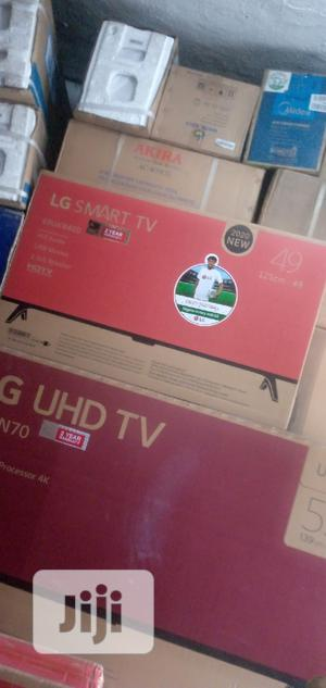 LG TV 49inches LED Smart TV   TV & DVD Equipment for sale in Lagos State, Apapa