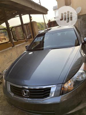 Honda Accord 2008 2.4 EX Automatic Gray | Cars for sale in Lagos State, Gbagada