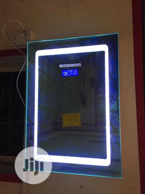 LED Stainless Mirror Cabinet | Furniture for sale in Lagos State, Orile