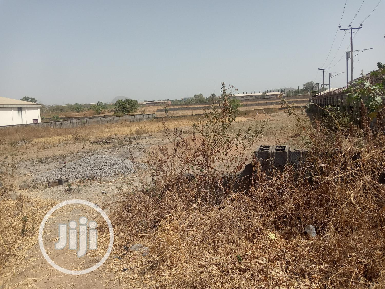 Archive: 1.02 Hectares Commercial Plot for Sale Idu Industrial Abuja