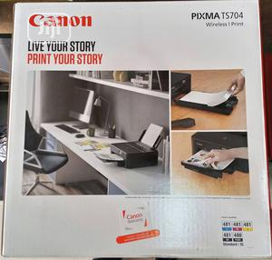 CANON Pixma Ts704   Printers & Scanners for sale in Lagos State, Ikeja