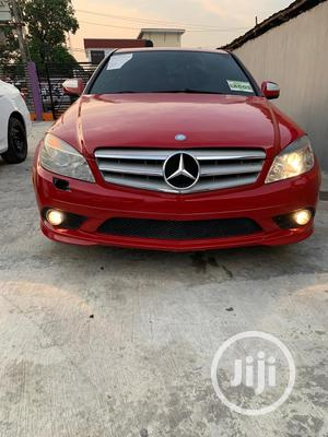 Mercedes-Benz C300 2009 Red   Cars for sale in Lagos State, Ogba