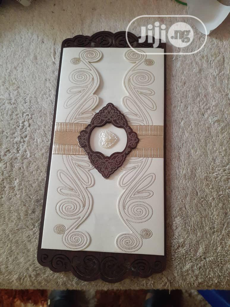 Archive: Exotic Wooden Cards