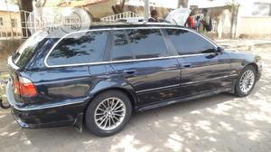BMW 523i 2003 Blue   Cars for sale in Abuja (FCT) State, Apo District