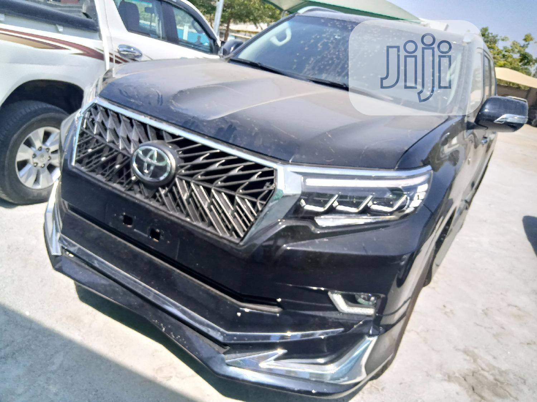 New Toyota Land Cruiser Prado 2020 Black | Cars for sale in Durumi, Abuja (FCT) State, Nigeria