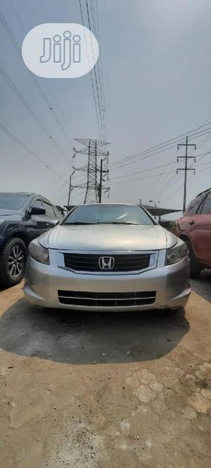 Honda Accord 2008 Silver | Cars for sale in Lagos State, Ajah
