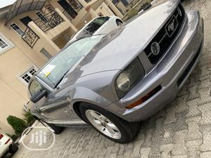 Ford Mustang 2008 Premium Coupe Gray | Cars for sale in Lagos State, Lekki