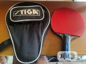 Stiga 5 Star Rubber Table Tennis Bat | Sports Equipment for sale in Akwa Ibom State, Uyo