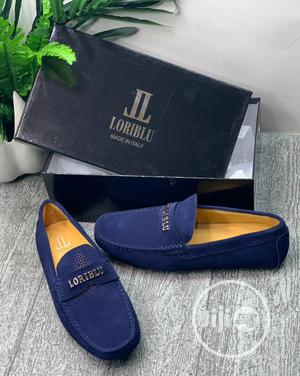 High Quality Loriblu Loafers for Men | Shoes for sale in Lagos State, Magodo