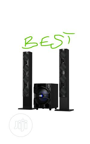 Djack Heavy Woofer Bluetooth Home Theater System DJ-668 | Audio & Music Equipment for sale in Lagos State, Ojo