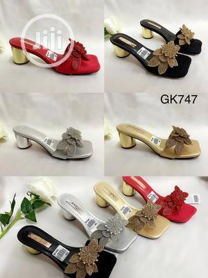 Block Heel Slipper Shoe | Shoes for sale in Lagos State, Lagos Island (Eko)