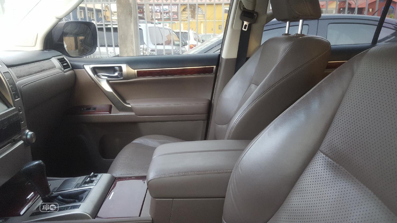 Lexus GX 2011 460 Premium White